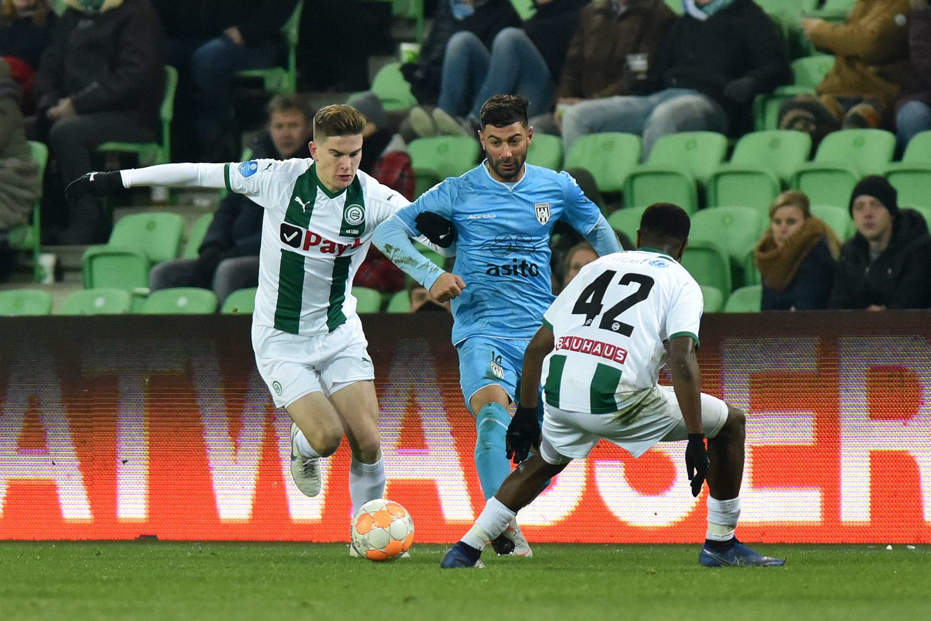 FC Groningen - Heracles Almelo in beeld - Heracles