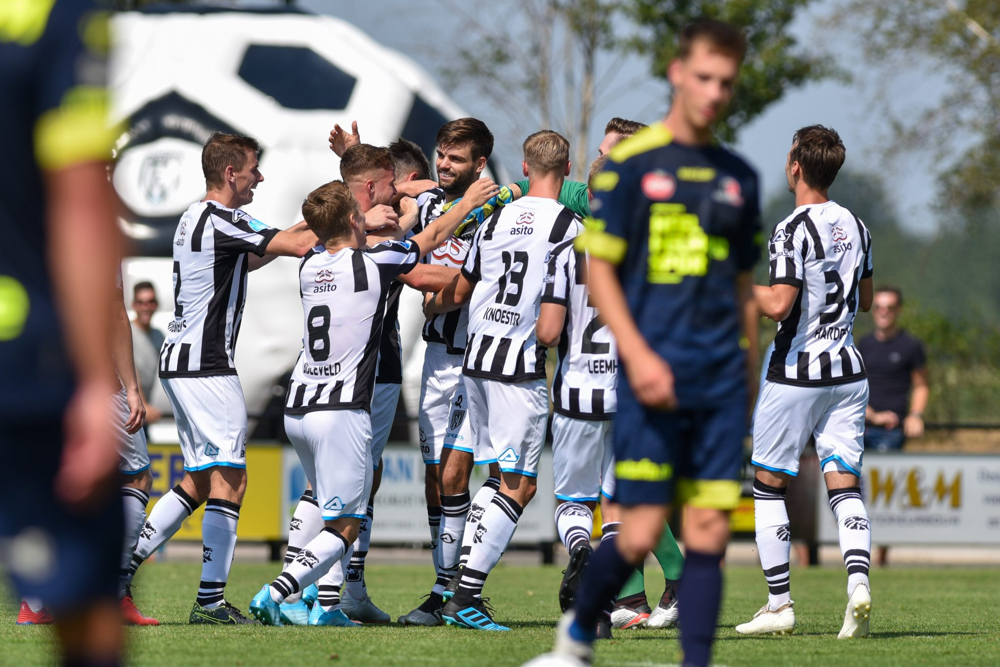 Foto's: Heracles Almelo - Helmond Sport - Heracles